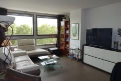 Puteaux, La Tour France, appartement de 85 m2, 2 chambres, parfait état
